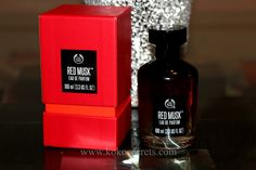 New Release | The Body Shop Red Musk | *Victoria Talks Beauty, Fashion & Lifestyle*