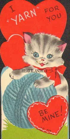 Vintage Valentine Card Download Art Graphic Image printable I