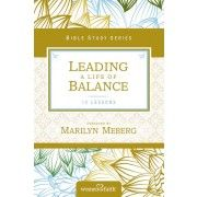 In this study, readers will examine their priorities and the level of balance in their lives to see how they measure against Jesus' example in the Gospels.