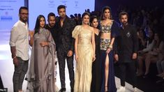 Tara Sutaria, Diana Penty & Saqib Saleem Walk The Ramp At Bombay Times Fashion Week 2020 Day 03 Saqib Saleem, Diana Penty, Bollywood News, Entertainment, Day, Youtube, Fashion, Fashion Styles, Fashion Illustrations