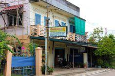 Albergue Souannavong guesthouse en Savannakhet http://www.vietnamitasenmadrid.com/laos/donde-dormir-savannakhet.html