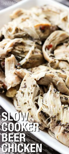 This slow cooker recipe is one of our favorites.