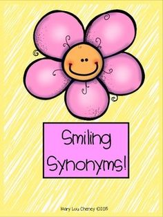 Antonyms/Synonyms on Pinterest | Synonyms And Antonyms, Synonym ...