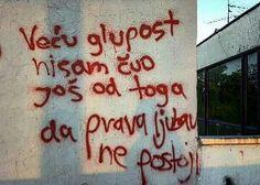 Nekaa ljudi govore tananana❣️ #teskigrafiti #grafiti #ljubav