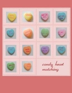 Valentine's Day matching/memory game! pinned by @PediaStaff – Please Visit http://ht.ly/63sNt for all our pediatric therapy pins