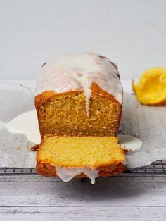 One Bowl Lemon Loaf