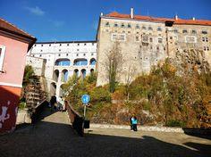 Český Krumlov Czech Republic, Castles, Southern, Mansions, House Styles, Bohemia, Mansion Houses, Manor Houses, Fancy Houses