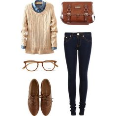 wish I could wear skinny jeans.  Love everything else.