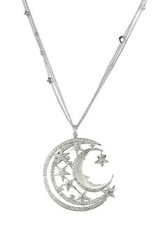 "Stephen Webster Couture ""Midnight Over the Caspian Sea"" Diamond Necklace."