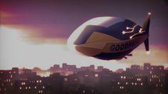 Il dirigibile di Goodhero (anteprima Pinterest)