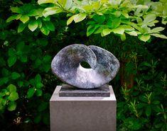 'Rivelare' bronze sculpture by Jan van der Laan ~ May 2018