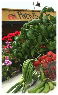 It's summer here in Michigan! Lots of fresh LOCAL produce inside! Open M-F 7-7, S-S 8-6! 325 West Liberty Ann Arbor 48104