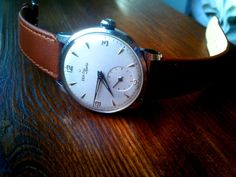 Zenith Sporto Small Seconds - vintage