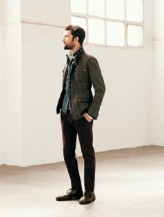 Don't be confused selecting a model of casual jackets for spring season, because you can find the best model we've curation here if you wanna get the best one Style Casual, Men Casual, My Style, Casual Fall, Casual Chic, Sharp Dressed Man, Well Dressed Men, Male Clothes, Mode Man