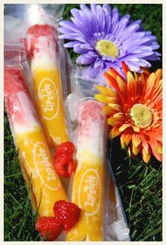 Zipzicle|Ice pop|Freezer pop|Popsicle|Home