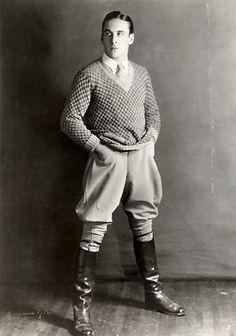 Silent film star George O'Brien, 1926