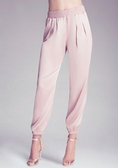 Piped Side Detail Pants from bebe on Catalog Spree