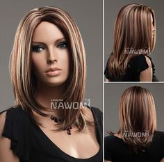 blonde highlights and lowlights long hair - Google Search