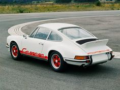 Porsche 911 Carrera RS 2.7                                                                                                                                                                                 More