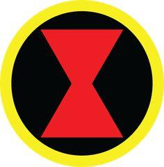 black widow logo - Buscar con Google