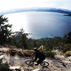 GoPro - Share the Stoke Gopro, Mountain Biking, Trail, Adventure, Mountains, World, Nature, Eyes, Sports
