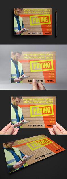 Professional Handyman Service Flyer  Handyman Flyers