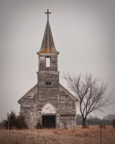 I dont know how many times Ive driven by this beautiful old church.