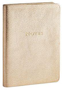 Journal, Gold