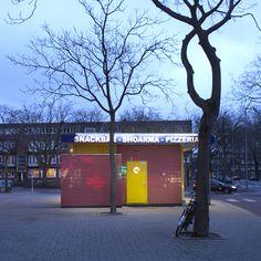 Rotterdam, Bentinckplein