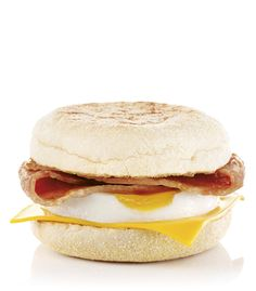 Double Bacon & Egg McMuffin :: Irland