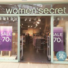 Ven y visítanos en el centro comercia #SantaFe ... Local 3-163 tenemos descuentos hasta del -70% #womensecret