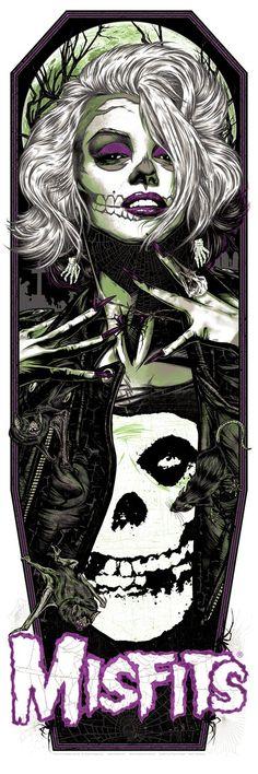 Rhys-Cooper-MISFITS-Halloween-poster-Print-Variant.jpg (420×1260)