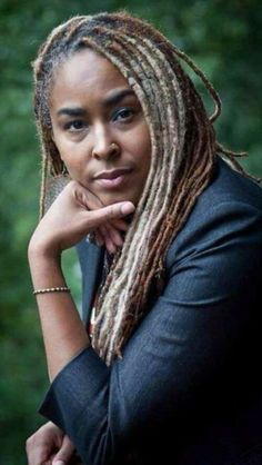 Boost Your Dreadlocks Hairstyles: The Designers Way. – New Natural Hairstyles New Natural Hairstyles, Dreadlock Hairstyles, Black Women Hairstyles, Natural Hair Styles, Hairstyles 2016, African Hairstyles, Easy Hairstyles, Dreadlock Styles, Locs Styles