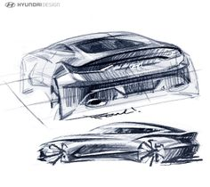 2018 Hyundai LaFesta official sketches by Jo Beomsoo - Autos Online Cheap Home Decor Online, Design Autos, Automobile, Car Design Sketch, Sketch Markers, Hand Sketch, Motorcycle Design, Car Drawings, Cool Sketches