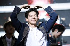 Ong Seongwoo, My King, Work Hard, Dancer, Singing, How To Remove, Fictional Characters, Working Hard, Fantasy Characters
