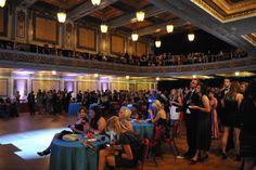 A Look Inside the Ballroom