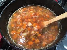 what do i do with beef soup bones / soup bones what to do with ; soup bones what to do with beef ; what do i do with beef soup bones ; what do i do with soup bones Vegetable Soup Ingredients, Homemade Vegetable Beef Soup, Vegan Vegetable Soup, Homemade Soup, Vegetable Recipes, Homemade Recipe, Recipes With Beef Bones, Beef Soup Recipes, Beef Soups