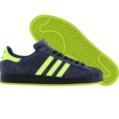 Adidas Superstar II 2 (dark indigo / electricity / dark indigo) G43721 - $69.99
