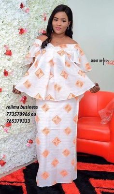 Latest African Fashion Dresses, African Dresses For Women, African Print Fashion, African Attire, Ethiopian Traditional Dress, African Traditional Dresses, Nigerian Outfits, African Print Dress Designs, Fashion Blouses