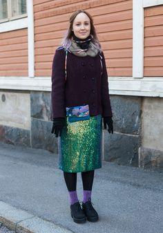 Riikka - Hel Looks - Street Style from Helsinki