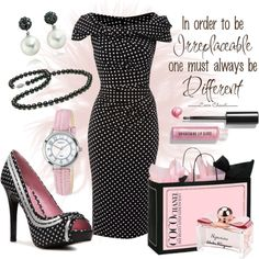 Coco Chanel, created by humblelaura on Polyvore