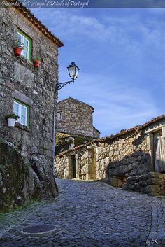 Monsanto Village (granite made, inhabited since Lower Palaeolithic / Ice Ages)…