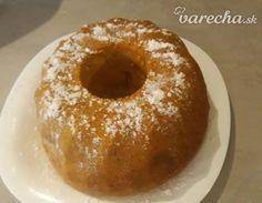 Výborná mäkučká jednoduchá bábovka - recept | Varecha.sk Doughnut, Ale, Pudding, Desserts, Food, Meal, Ale Beer, Custard Pudding, Deserts