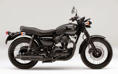 Planet Japan Blog: Kawasaki W800 Black Edition 2015