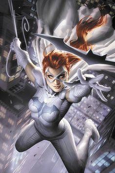 Batgirl No. 27 by Alex Garner