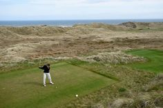 Trump's top example of foreign experience: A Scottish golf course losing millions