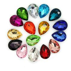 Wholesale Rhinestone Crystals Flat Back Grey (Diamond Black) No Hotfix on Luulla Jewelry Branding, Loose Gemstones, Crystal Rhinestone, Jewelry Collection, Jewelry Design, Fancy, Shapes, Crafts, Stuff To Buy