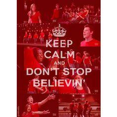 Glee Calm