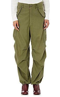 de4d441811 Cargo Pants Militär Grüne Hose, Cargo Hosen Für Frauen, Vintage-hose,  Tunnelzug