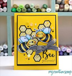 Birthday Bash New Release Sneak Peek – Day 5 – Honey Bee Stamps